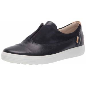 Ecco Doux slip-on 7 Sneaker ECCO féminin Bleu 6 US / 4 UK - Publicité