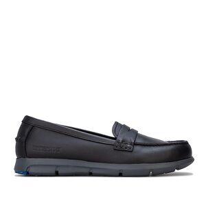 Birkenstock Femmes-apos;s Birkenstock Saitama Chaussures Largeur étroite en noir UK 5 - Publicité