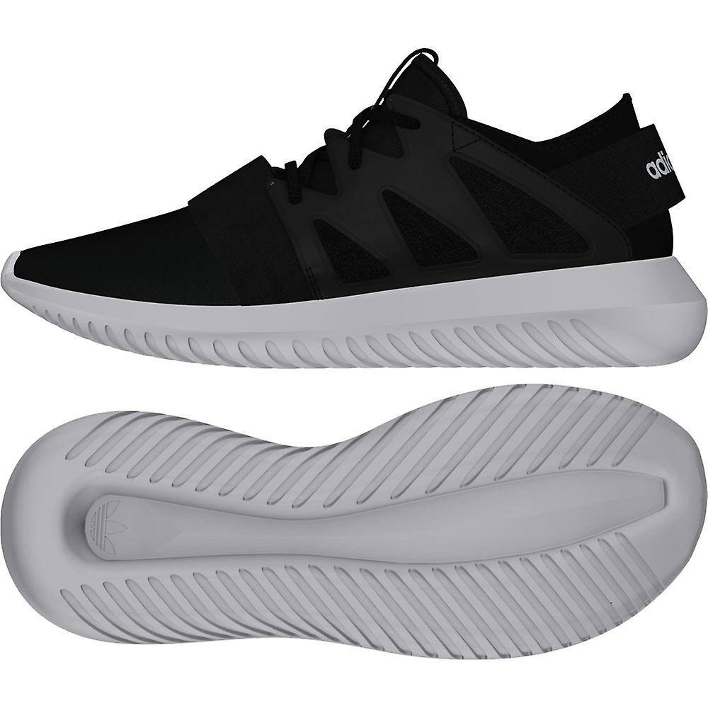 Adidas tubulaire virale W S75581 universel toutes les chaussures de femmes de l'année noir/gris 6.5 UK / 8 US / 40 EUR / 25 cm