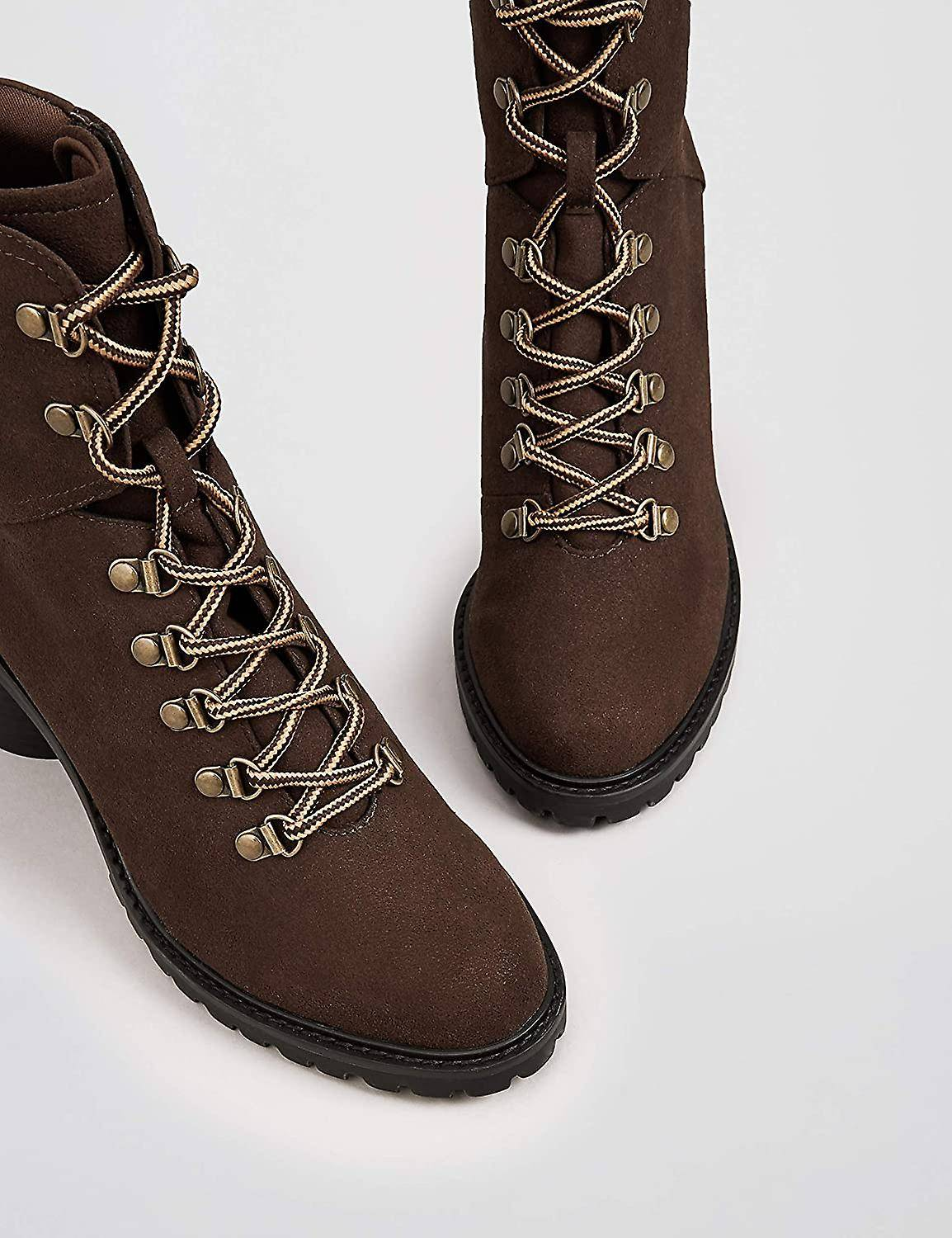 find. Marque - trouver. Chunky Hiker, Femmes-apos;s Bottines Brown 9.5 US / 7.5 UK