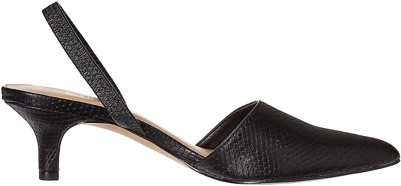 Bella Vita Femme-apos;s Sarah Ii Slingback Slingback Slingback Dress Shoe Pump Noir 12 US / 10 UK