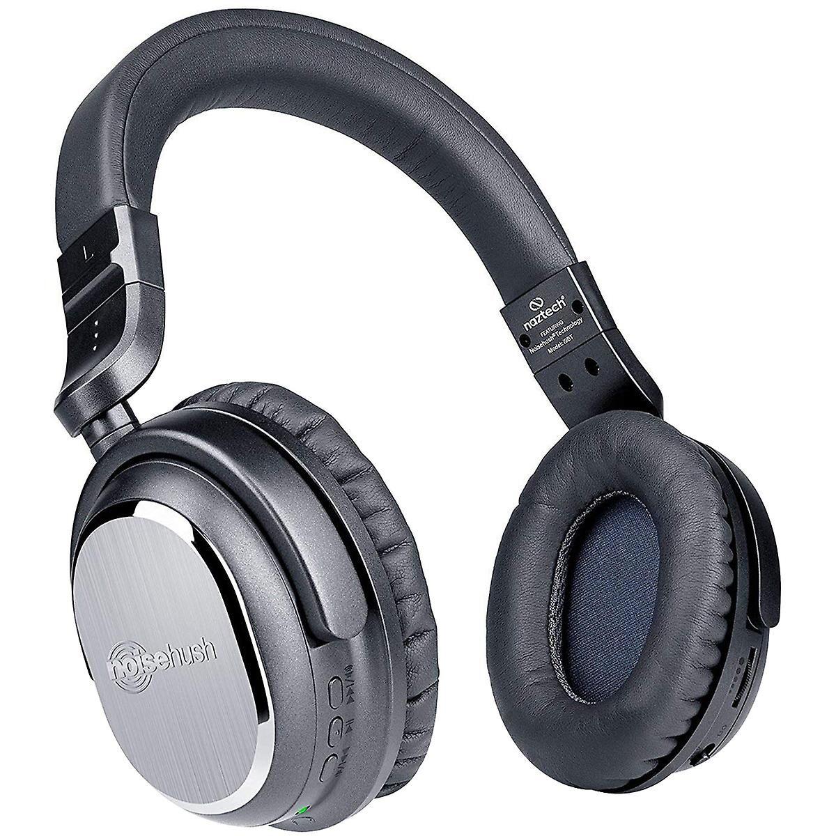 Naztech i9 Active-sans fil Bluetooth casques antibruit - noir