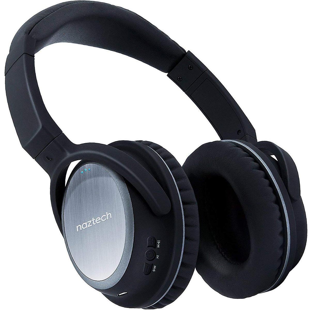 Naztech Casque Bluetooth sans fil Naztech XJ-500 - noir