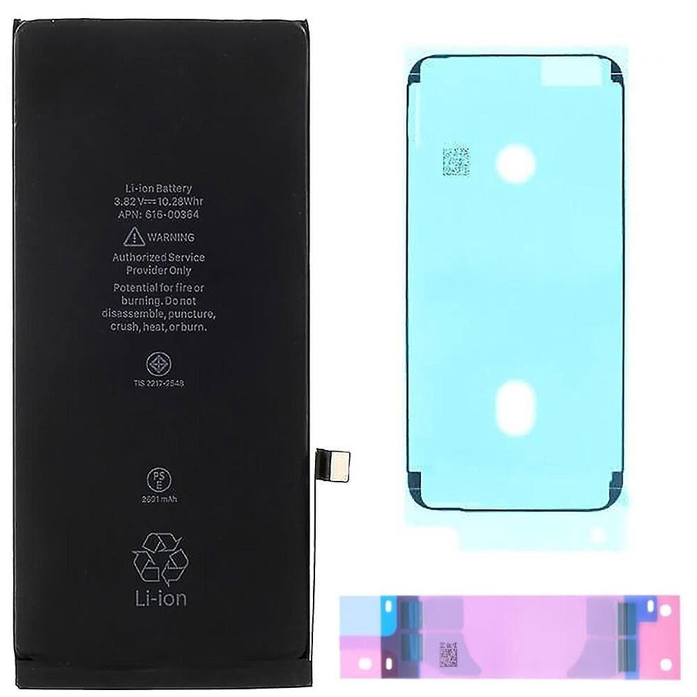 gsmschermkapot Pour iPhone 8 Plus kit de réparation de batterie -qualité originale