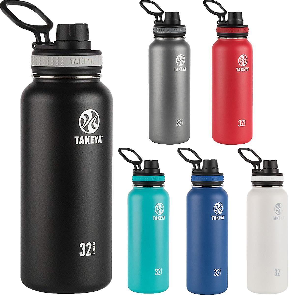 Takeya Bouteille d'eau isotherme inox 32 onces de Takeya originaux
