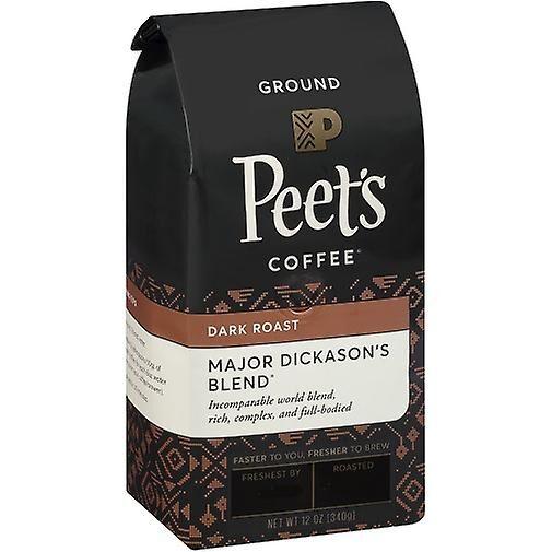 Peet's Café moulu de mélange de Peet Major Dickason