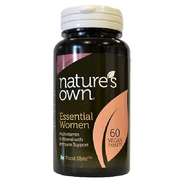 Natures Own Natures de Multi organique propre, pour les femmes, 60 ...