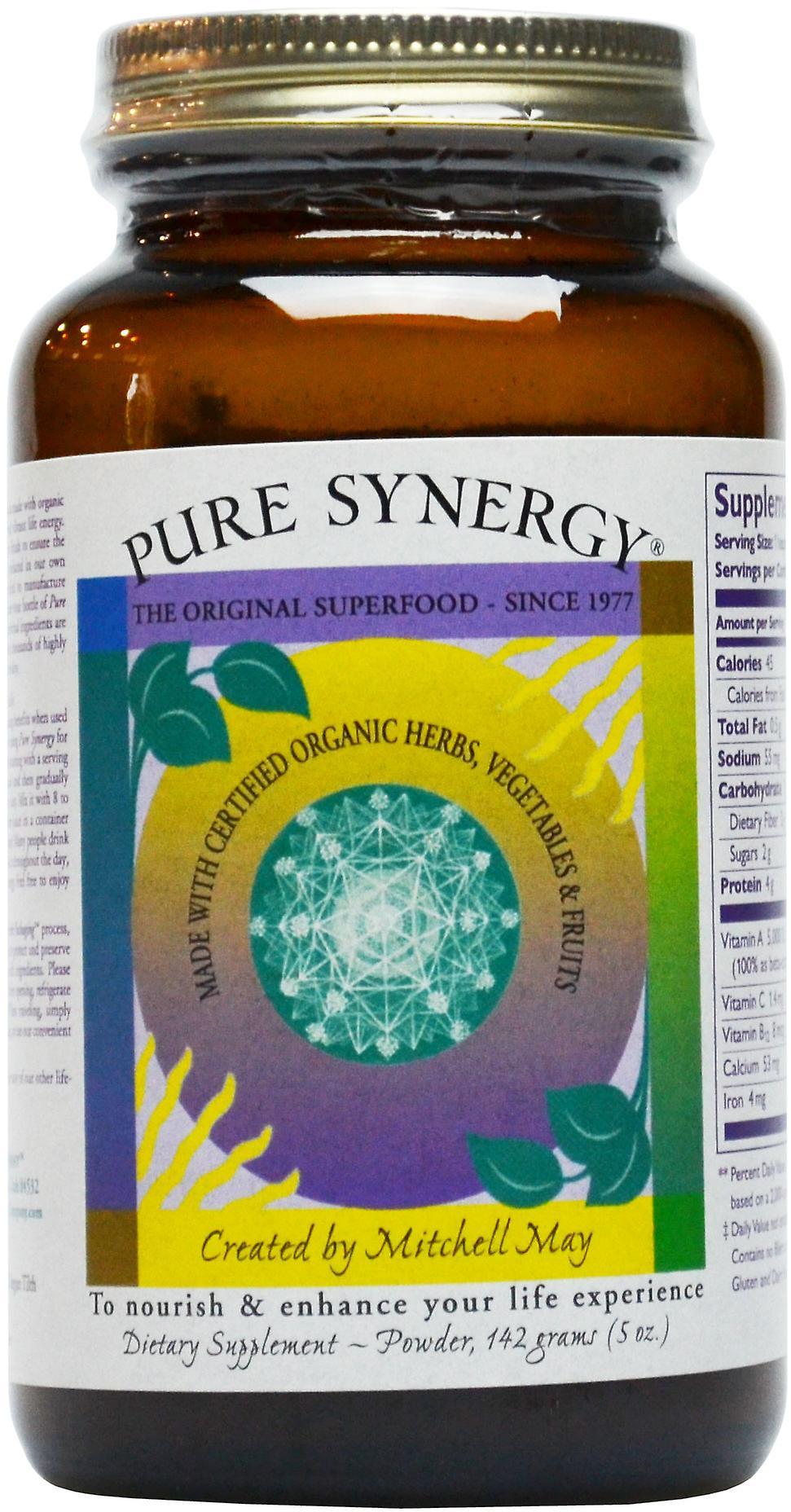 The Synergy Company, Pure Synergy Powder, 5 oz (142 g)