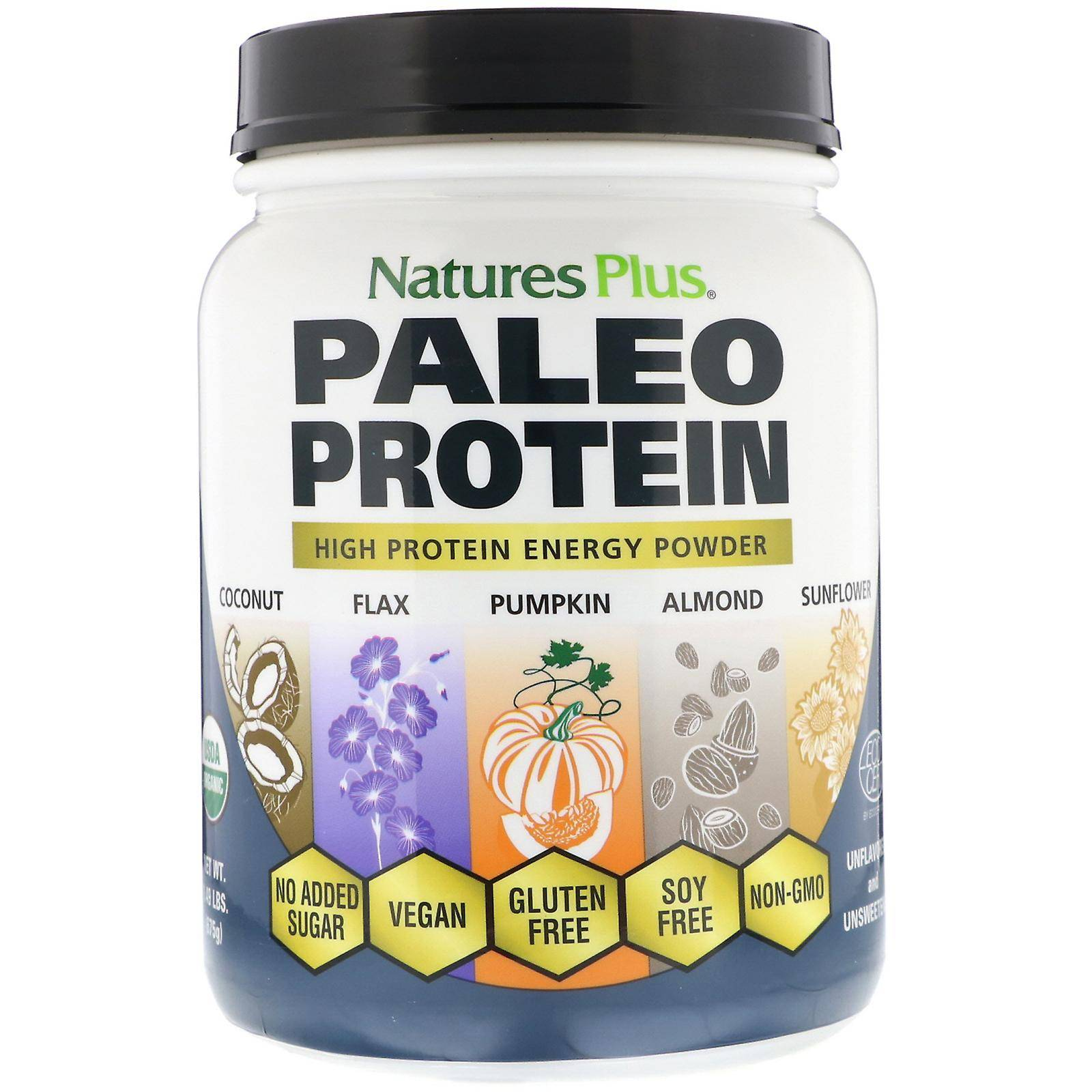 Nature's Plus Natures Plus, Protéines Paléo 675 g