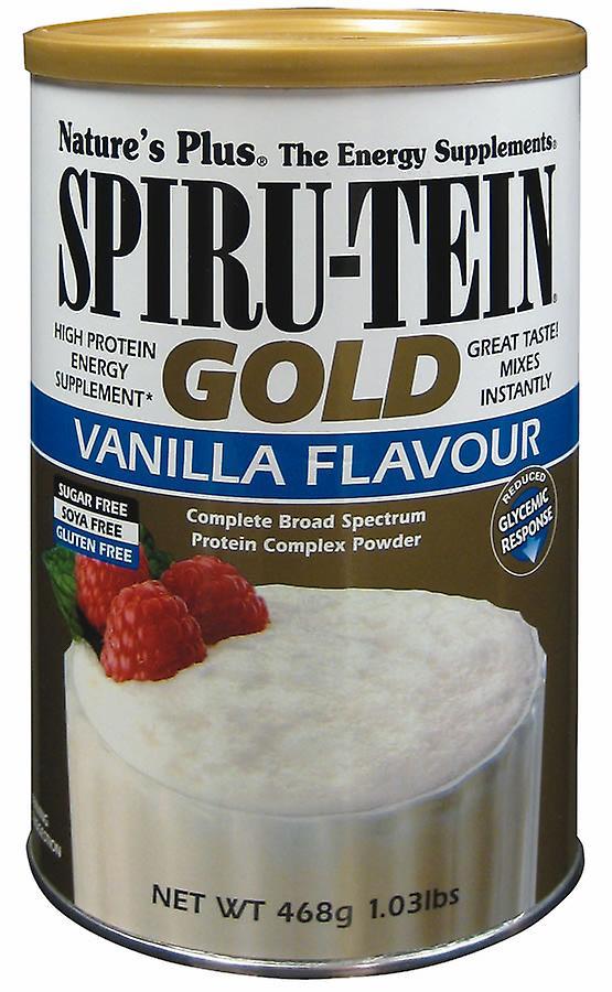 Nature's Plus Natures Plus Spiru-Tein or Protein Shake vanille, 1,03 lb