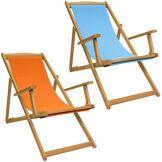 Charles Bentley FSC eucalyptus en bois pliable chaise de pont avec ...
