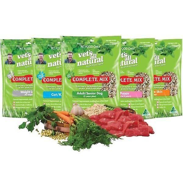 Vets All Natural Sélectionne tous les NAT. COMP. Mix adulte/Snr 15kg