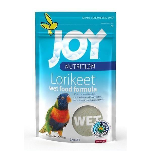 Masterpet Loriquet alimentation humide - JOIE 3kg