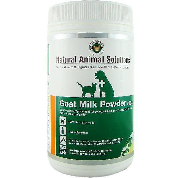 Natural Animal Solutions Poudre de lait de chèvre 400g