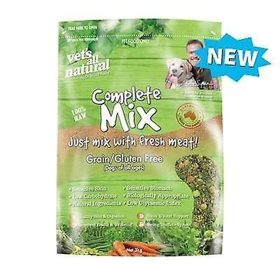 Vets All Natural Sélectionne tous les Glutfr de Grain Mix COMP. nat...