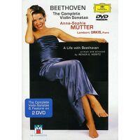 Unbranded Anne-Sophie Mutter - joue Beethoven: USA Comp fils Vn [DVD] import <br /><b>30.95 EUR</b> Fruugo.fr