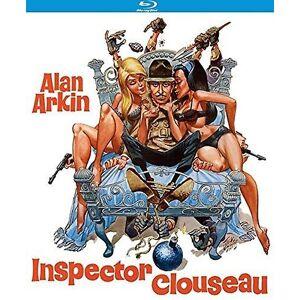 Unbranded Importer des USA [Blu-ray] inspecteur Clouseau (1968) - Publicité