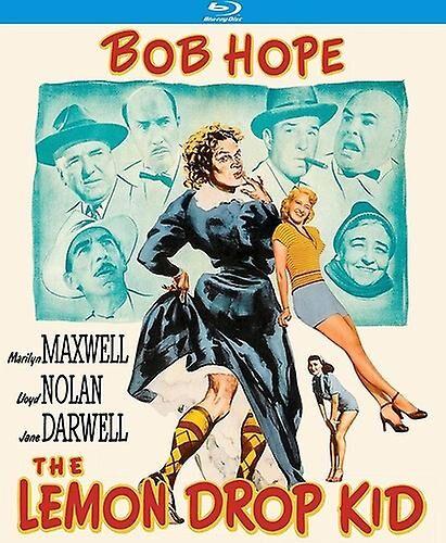 KL STUDIO CLASSICS Lemon Drop Kid (1951) importer des USA [Blu-ray]