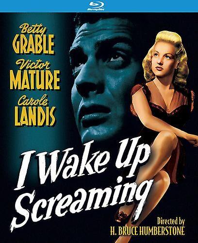 Unbranded I Wake Up Screaming (1941) [Blu-ray] USA importation