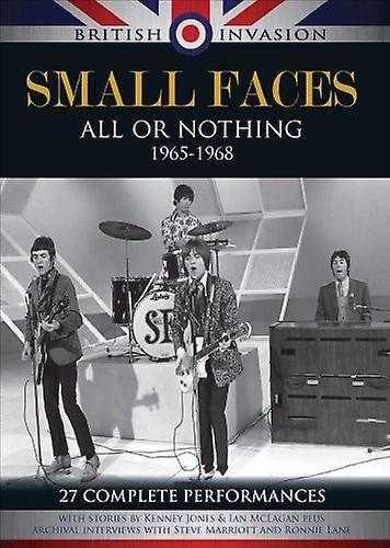 VOYAGE DIGITAL MEDIA LTD. Petits visages - Small Faces: tout ou rien (1 importation USA [DVD]