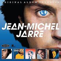 Unbranded Jean-Michel Jarre - importation USA Original Album Classics [CD] <br /><b>22.95 EUR</b>