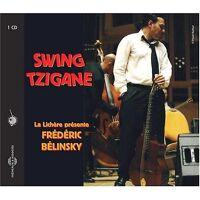 LA LICHERE Frederic Belinsky - Swing Tzigane [CD] Usa import <br /><b>23.95 EUR</b> Fruugo.fr