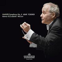 AVI Mahler / Fischer*Adam / Muller*Hanna-Elisabeth - Mahler: Symphonie 4 [CD] USA import <br /><b>20.95 EUR</b> Fruugo.fr