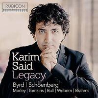 Rubicon Karim Said - Legacy [CD] Usa import <br /><b>24.95 EUR</b> Fruugo.fr
