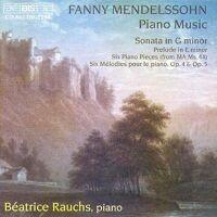 BIS (SWE) F. Mendelssohn - Fanny Mendelssohn: Musique Piano [CD] USA import <br /><b>21.95 EUR</b> Fruugo.fr
