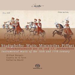 COVIELLO CLASSICS Dongois, William/Behr, Julian/Capel - musique instrumentale des 16ème et 17ème siècle [SACD] USA import