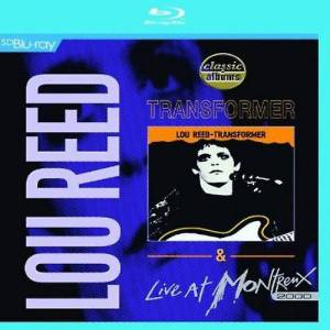 Unbranded Lou Reed - transformateur & Live at Montreux 2000 [Blu-ray] USA import - Publicité