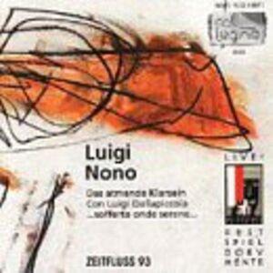 Unbranded L. Nono - Das Atmende Klarsein [CD] Usa import - Publicité