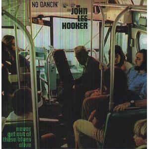 Unbranded John Lee Hooker - importation USA Never Get Out de ces Blues Alive [Vinyl] - Publicité