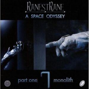 Unbranded Ranestrane - espace Odyssée-Part One-monolithe [CD] USA import - Publicité