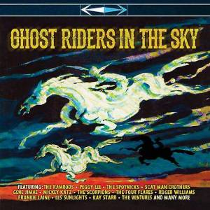 Unbranded Ghost Riders In The Sky [CD] Etats-Unis d'importation - Publicité