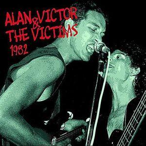 CD BABY.COM/INDYS Alan Victor & the Victims - 1982 [CD] Usa import - Publicité