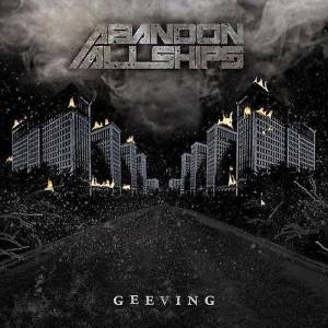 PID Abandon All Ships - importation USA Geeving [CD] - Publicité