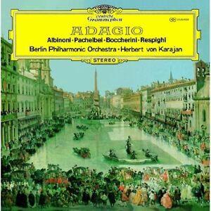 Unbranded Herbert Von Karajan - Albinoni Adagio [CD] USA import - Publicité