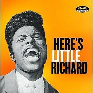Unbranded Little Richard - Voici importation USA Little Richard [CD] - Publicité
