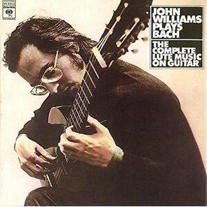 Unbranded Bach / Williams, John - J.S. Bach: musique pour luth complète lors de l'importation des USA de la guitare [CD] - Publicité