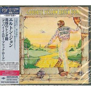 Unbranded Elton John - Goodbye Yellow Brick Road : Limitée [SACD] USA import - Publicité