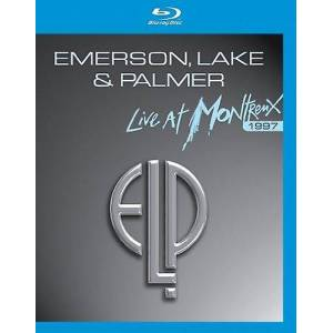 Unbranded Emerson Lake & Palmer - Live at Montreux 1997 [BLU-RAY] USA import - Publicité