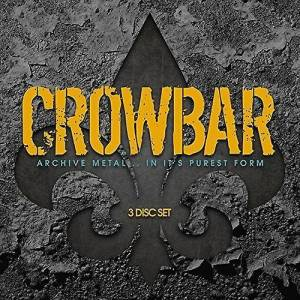 STORE FOR MUSIC Crowbar - Archive Metal in It's Purest Form [CD] USA import - Publicité