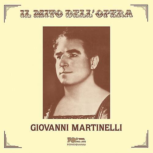 BONGIOVANNI (ITA) Il Mito Dell'Opera [CD] Usa import