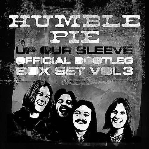 Unbranded Up Our Sleeve: Official Bootleg Box Set Vol 3 [CD] USA import