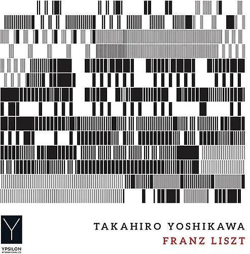 YPSILON INTERNATIONA Takahiro Yoshikawa Plays Liszt [CD] Usa import