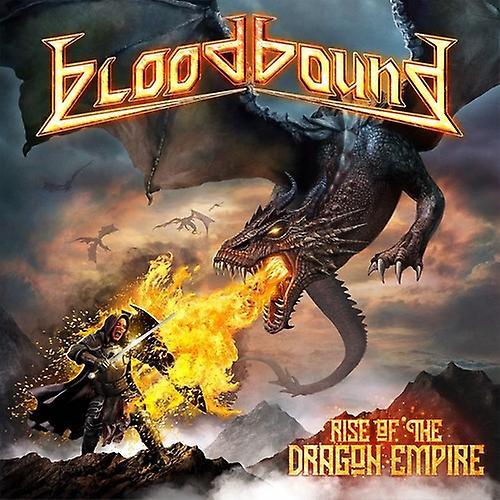 AFM RECORDS Rise Of The Dragon Empire [CD] Etats-Unis d'importation