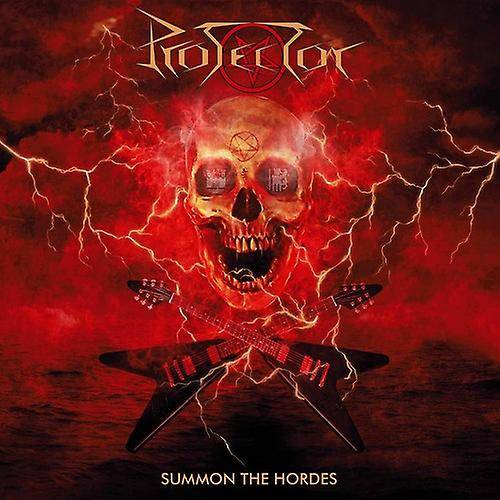 High Roller Summon The Hordes [CD] Usa import