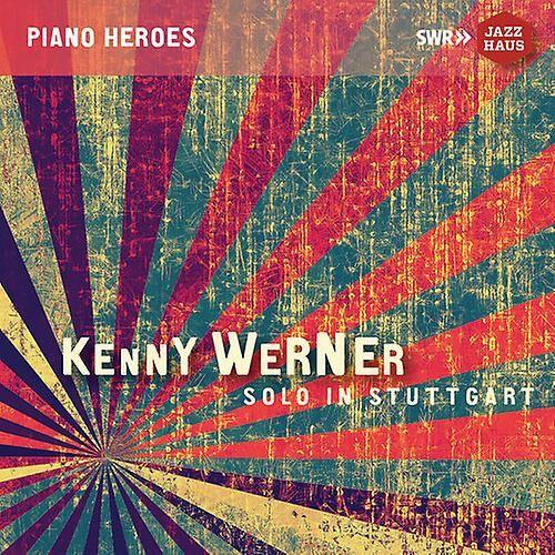 HANSSLER Solo In Stuttgart (Live) [CD] Usa import
