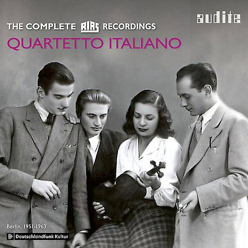 AUDITE Complete Rias Recordings [CD] Usa import